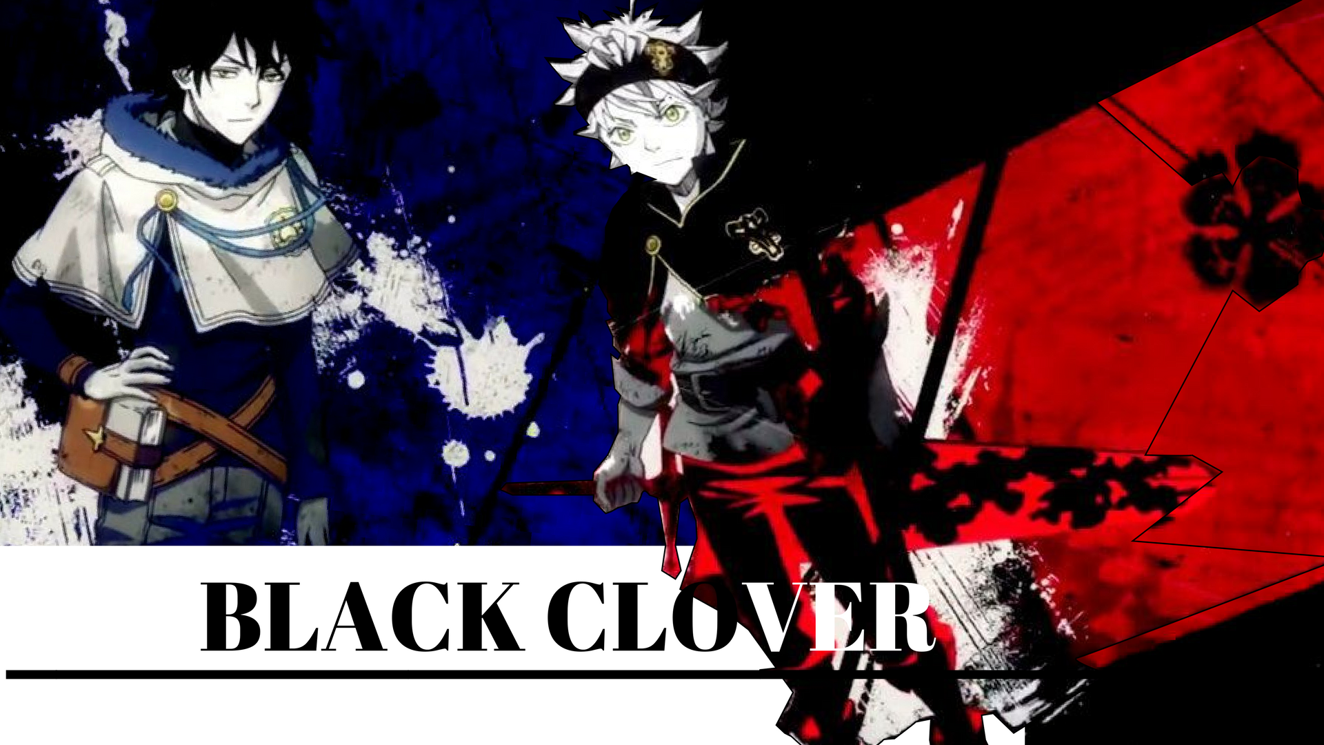 Black Clover Wallpaper 4k Posted By Ethan Anderson