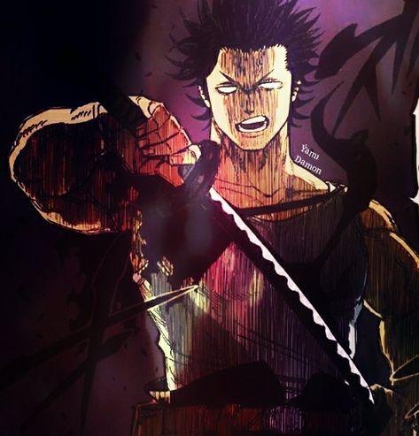 Anime Wallpaper Hd Yami Sukehiro Black Clover Wallpaper