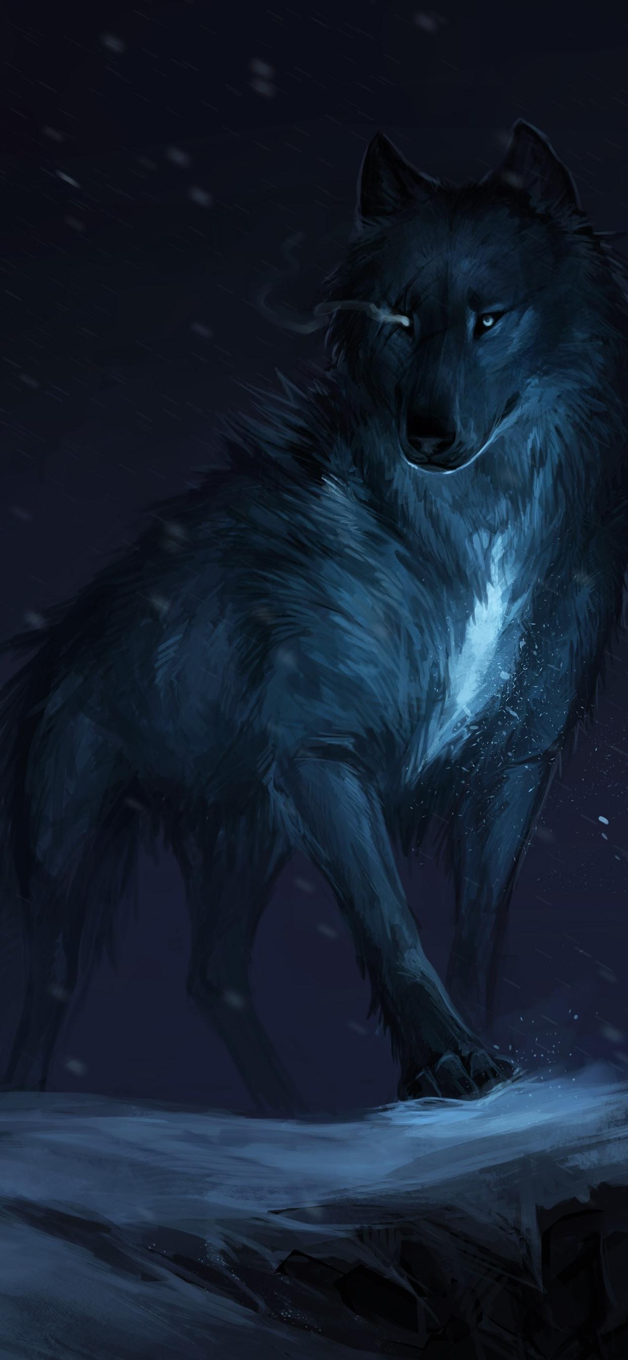 Black Fox Wallpaper Posted By Samantha Cunningham