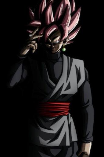 Black Goku Super Saiyan Rose HD 2018 Latest version apk