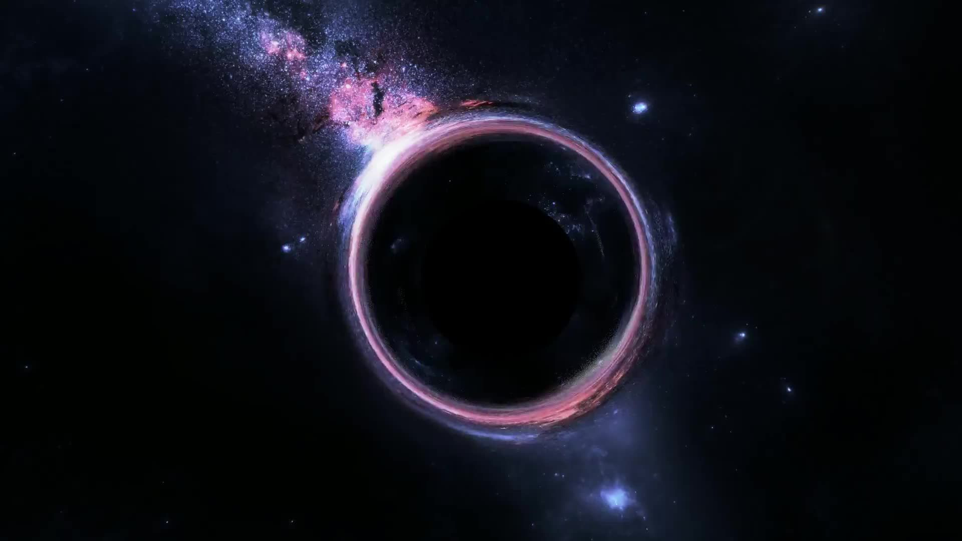 Black Hole Wallpaper Posted By Ryan Anderson