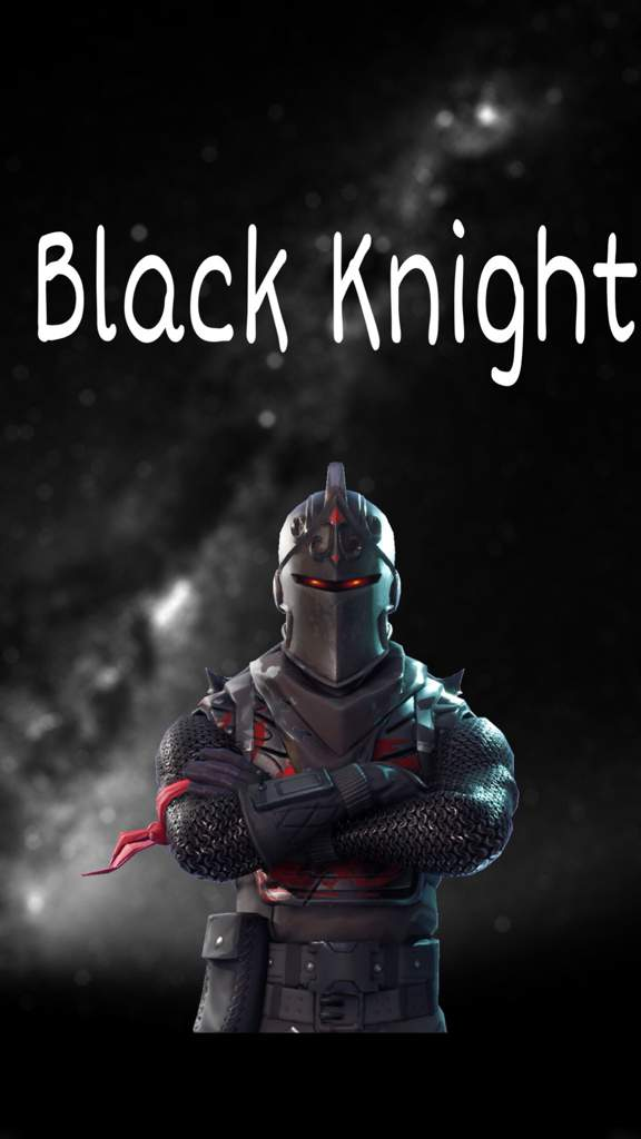 Black Knight Fortnite Wallpaper Posted By Christopher Mercado