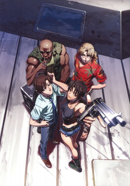 Black Lagoon Wallpapers Posted By Sarah Sellers