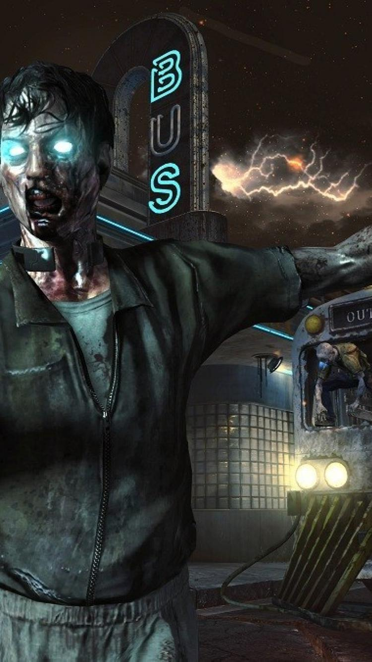 Black Ops 2 Zombies Wallpaper Posted By John Simpson