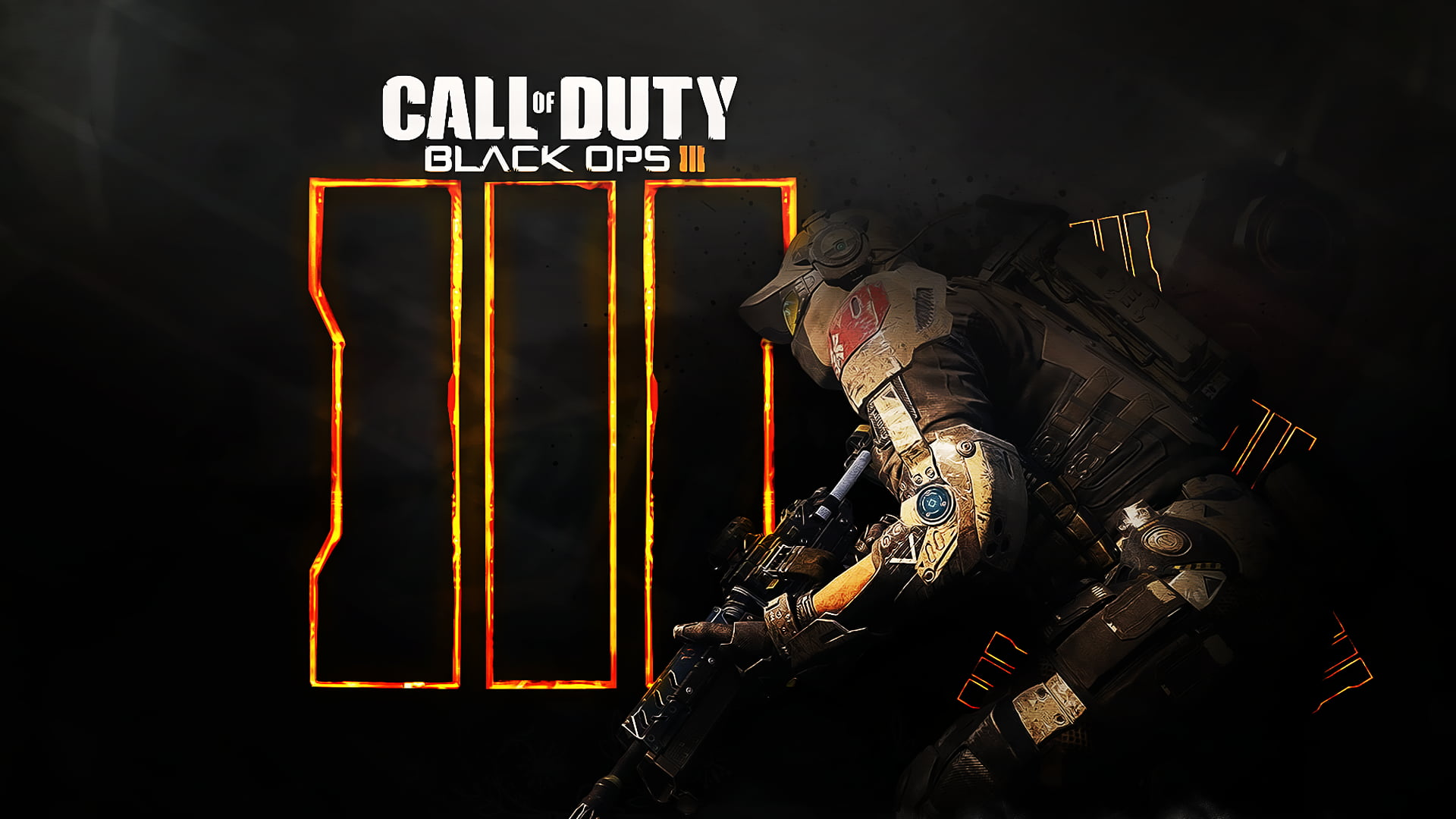 Black Ops 3 Hd Wallpaper Posted By Zoey Thompson