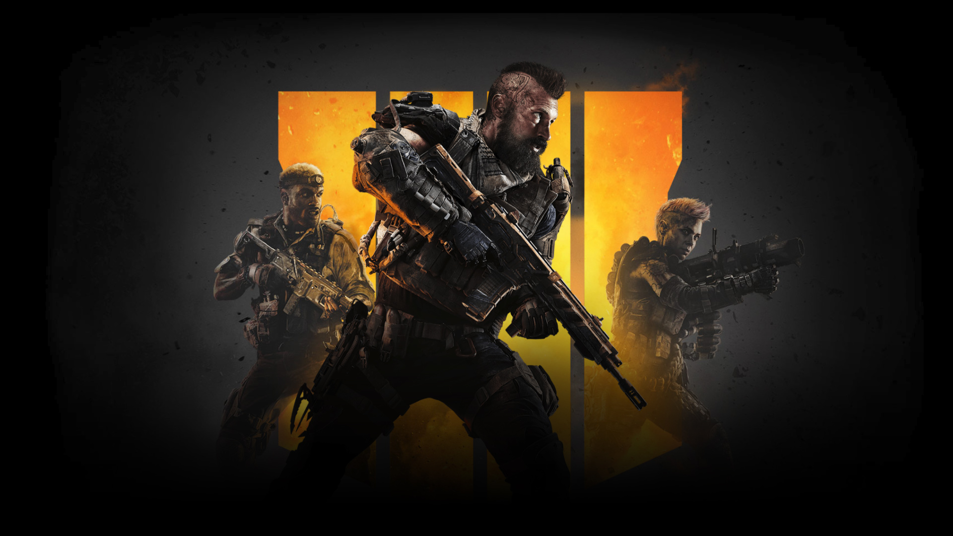 Black Ops 4 Wallpaper Posted By Christopher Peltier
