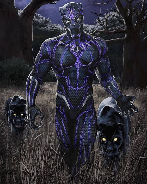 Black Panther Hd Download Posted By Michelle Mercado