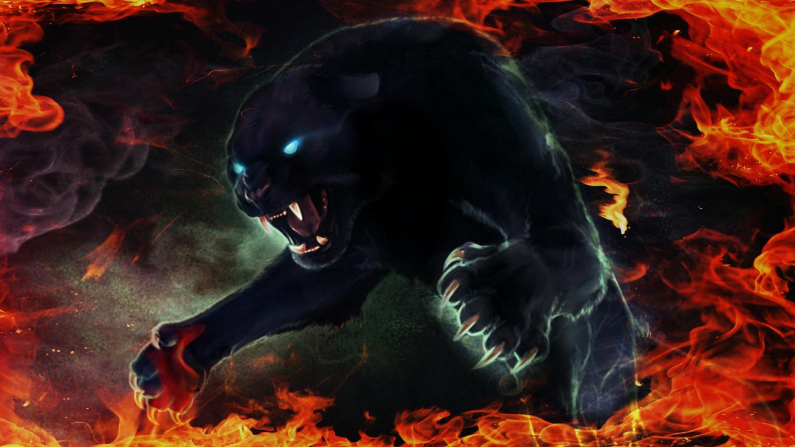 Black Panther Live Wallpaper Posted By Ryan Anderson
