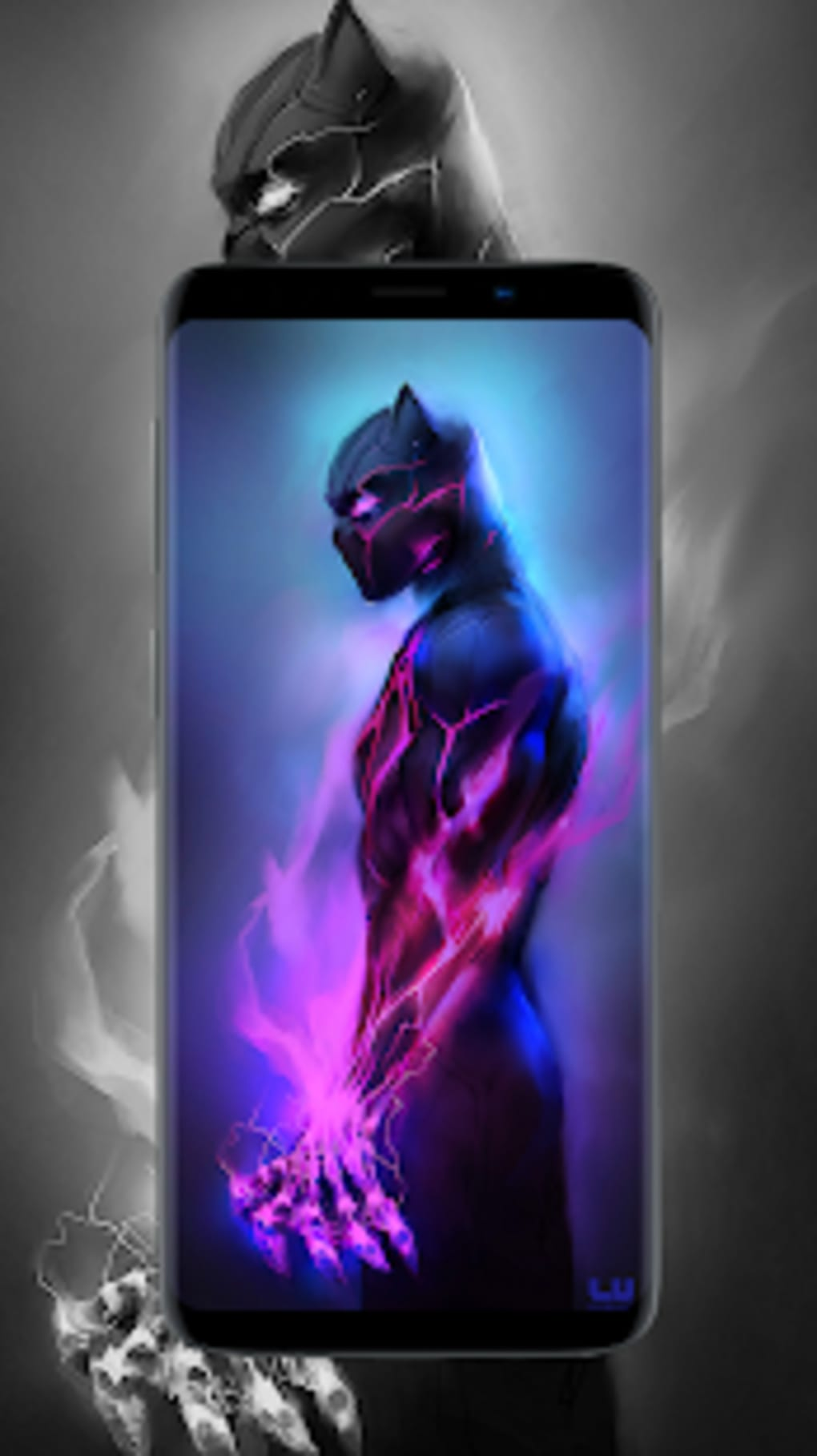 Black Panther Wallpaper 4k Posted By Samantha Sellers