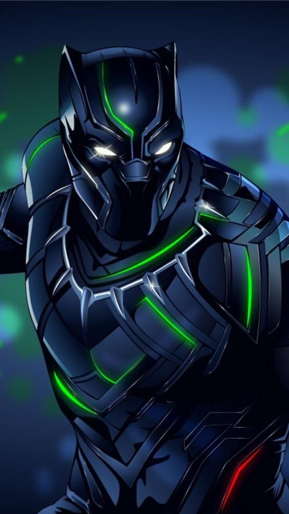 Black Panther Wallpaper Iphone Posted By Sarah Johnson