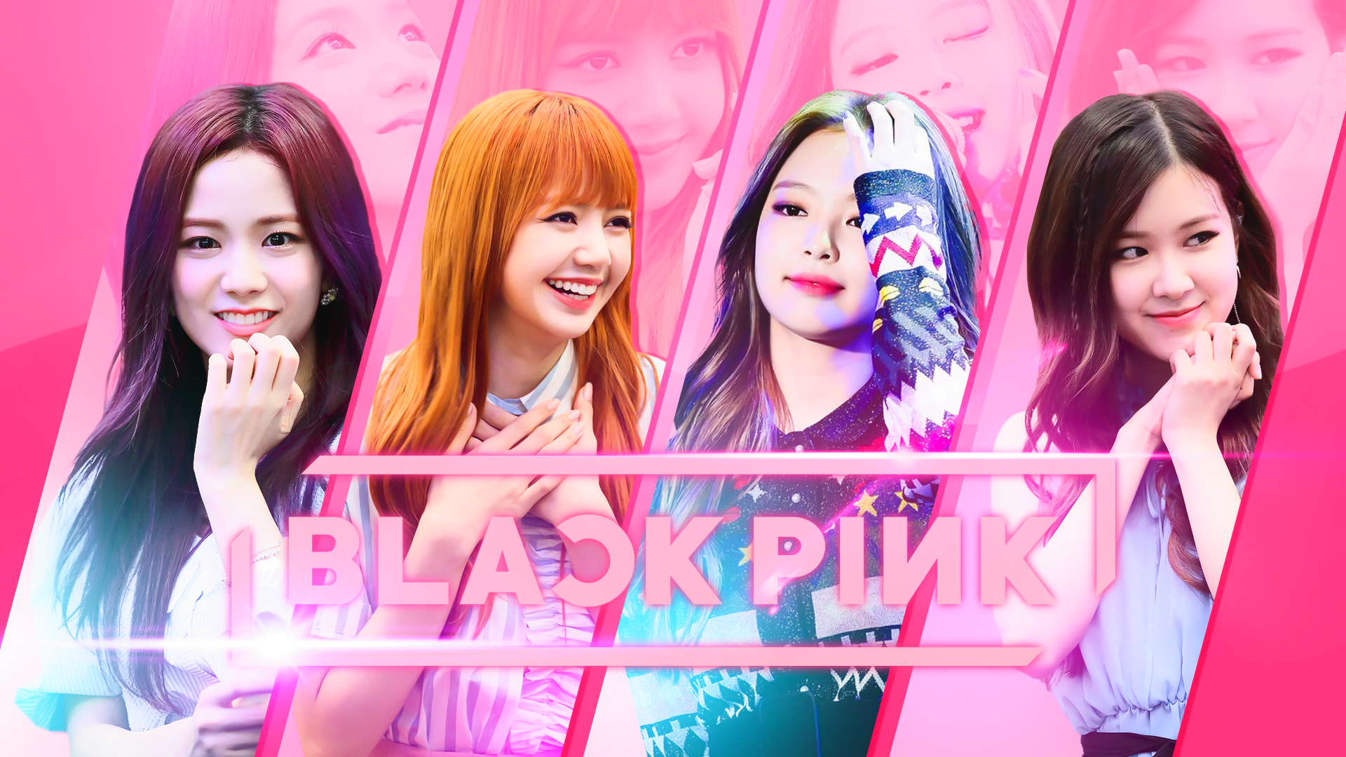 Black Pink Wallpaper Hd Posted By Zoey Walker
