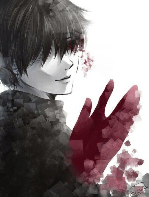 Black Reaper Kaneki Anime Posted By Zoey Cunningham