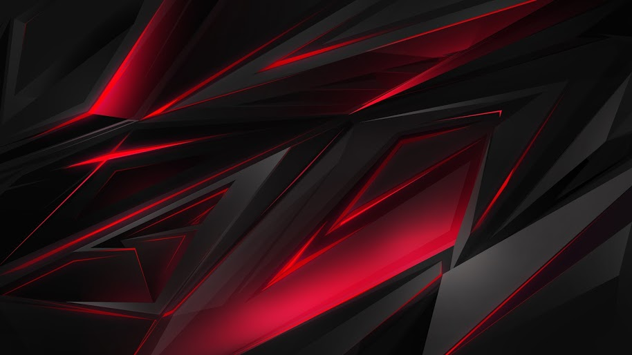 Black Red Shards Wallpaper Posted By Christopher Simpson