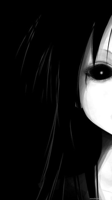 Black Wallpaper Anime Posted By John Anderson