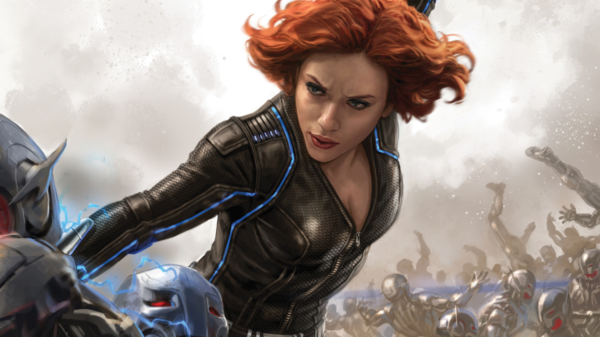 Black Widow Hd Wallpapers Posted By Ethan Sellers