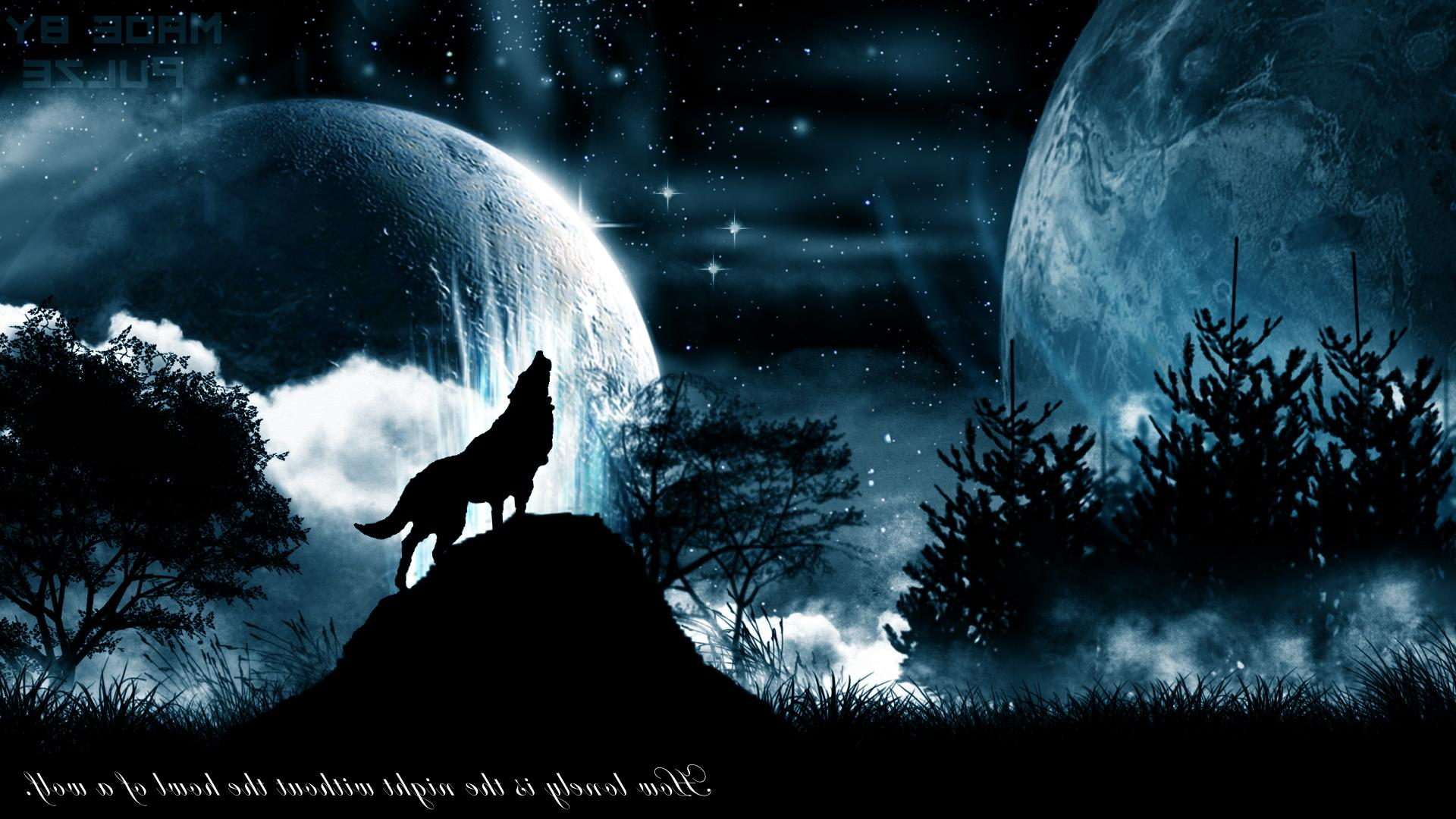 Black Wolf With Red Eyes Wallpaper Posted By Zoey Anderson