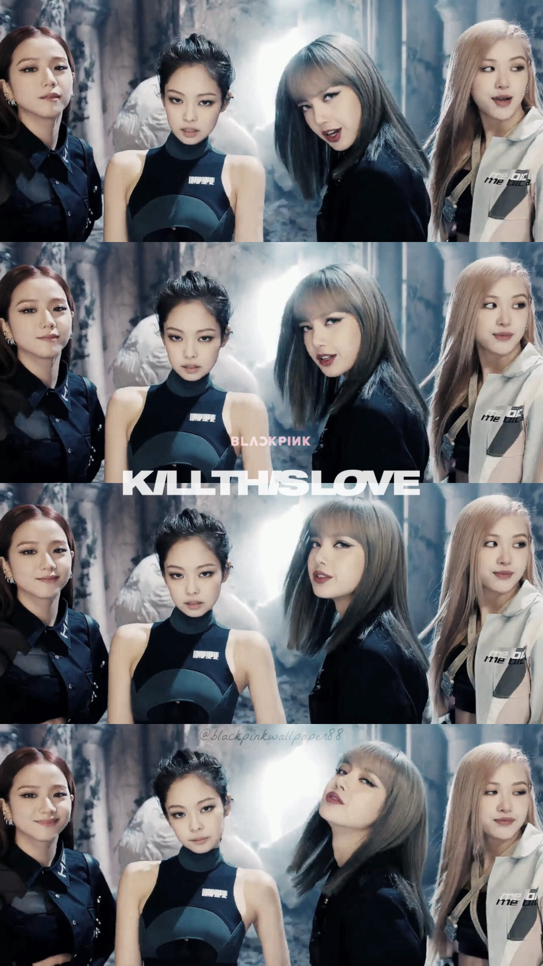 Blackpink Kill This Love Wallpapers Posted By Ryan Johnson