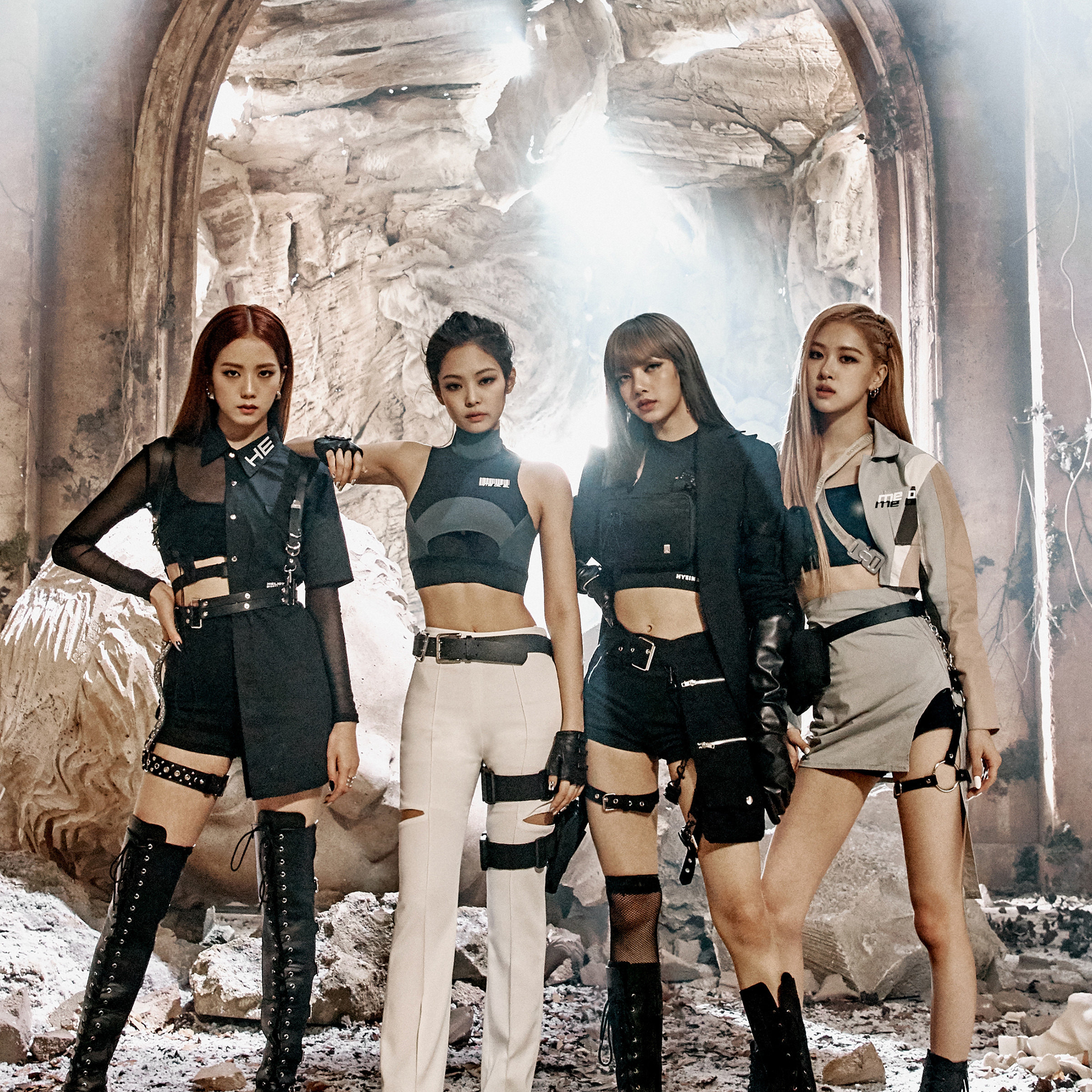 Blackpink Kill This Love Concept Photos HDHR K Pop