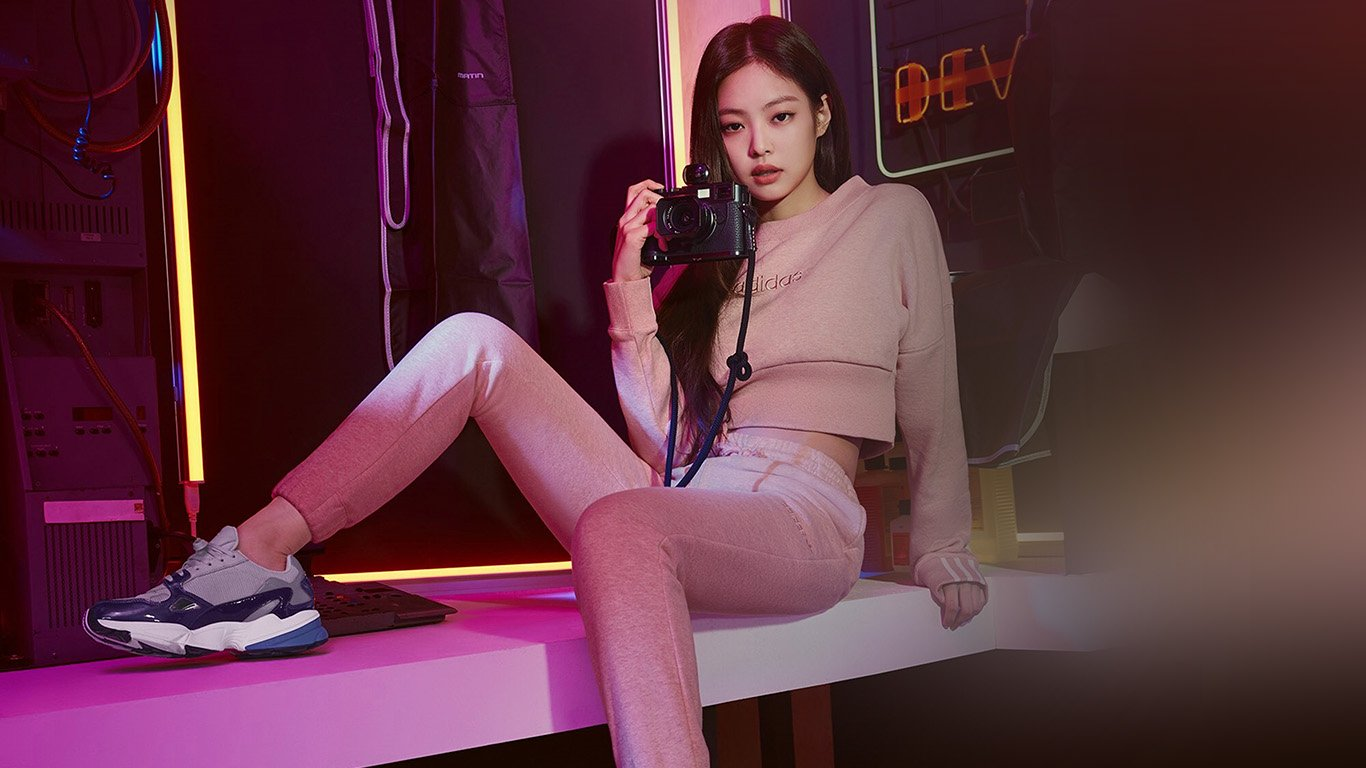 wallpaper for desktop, laptop hr86 asian kpop jennie girl