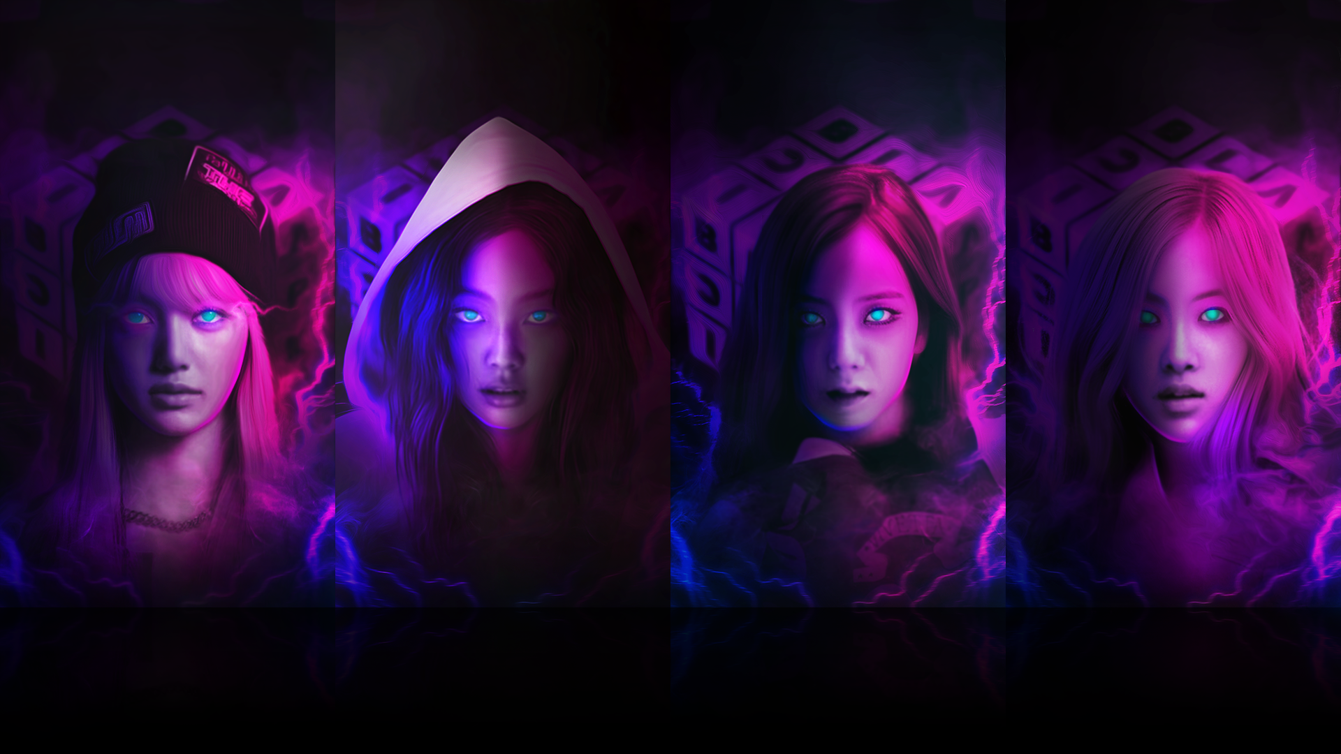 Blackpink Wallpaper 1920x1080 Posted By Ethan Cunningham