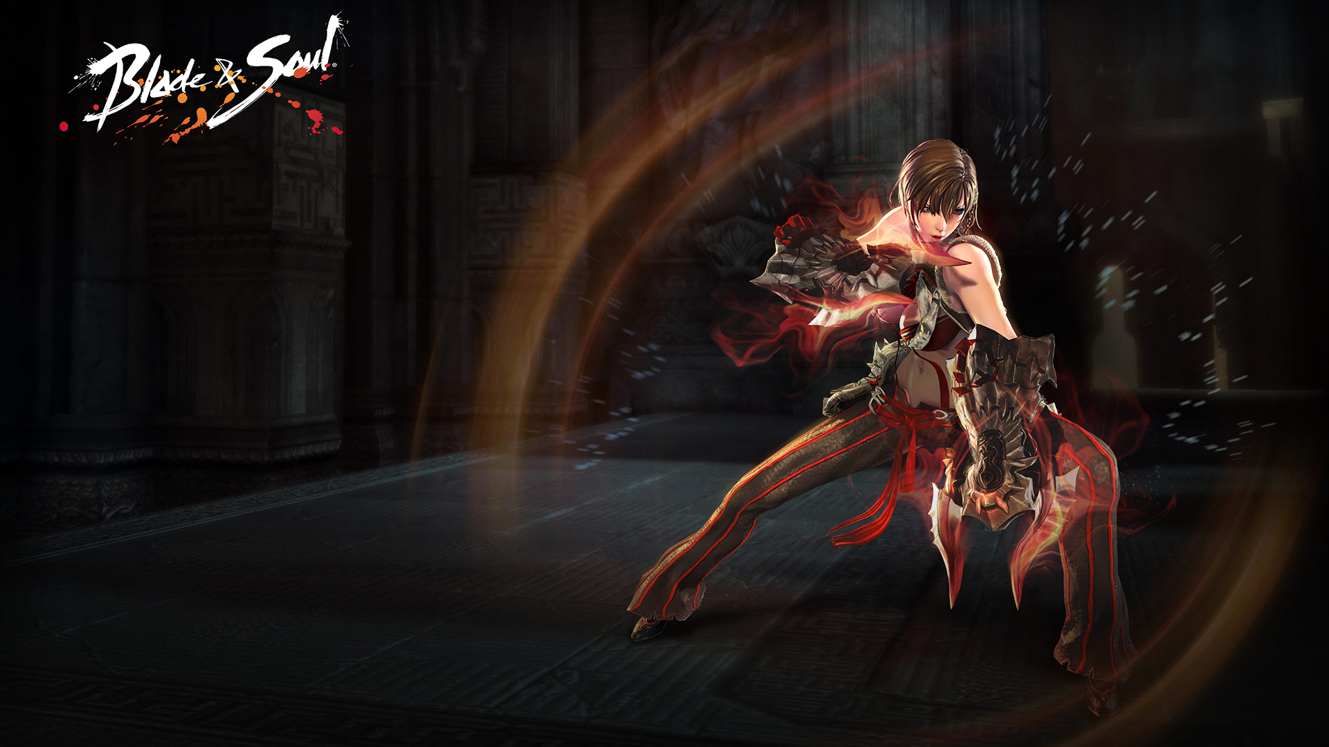 Blade And Soul Background