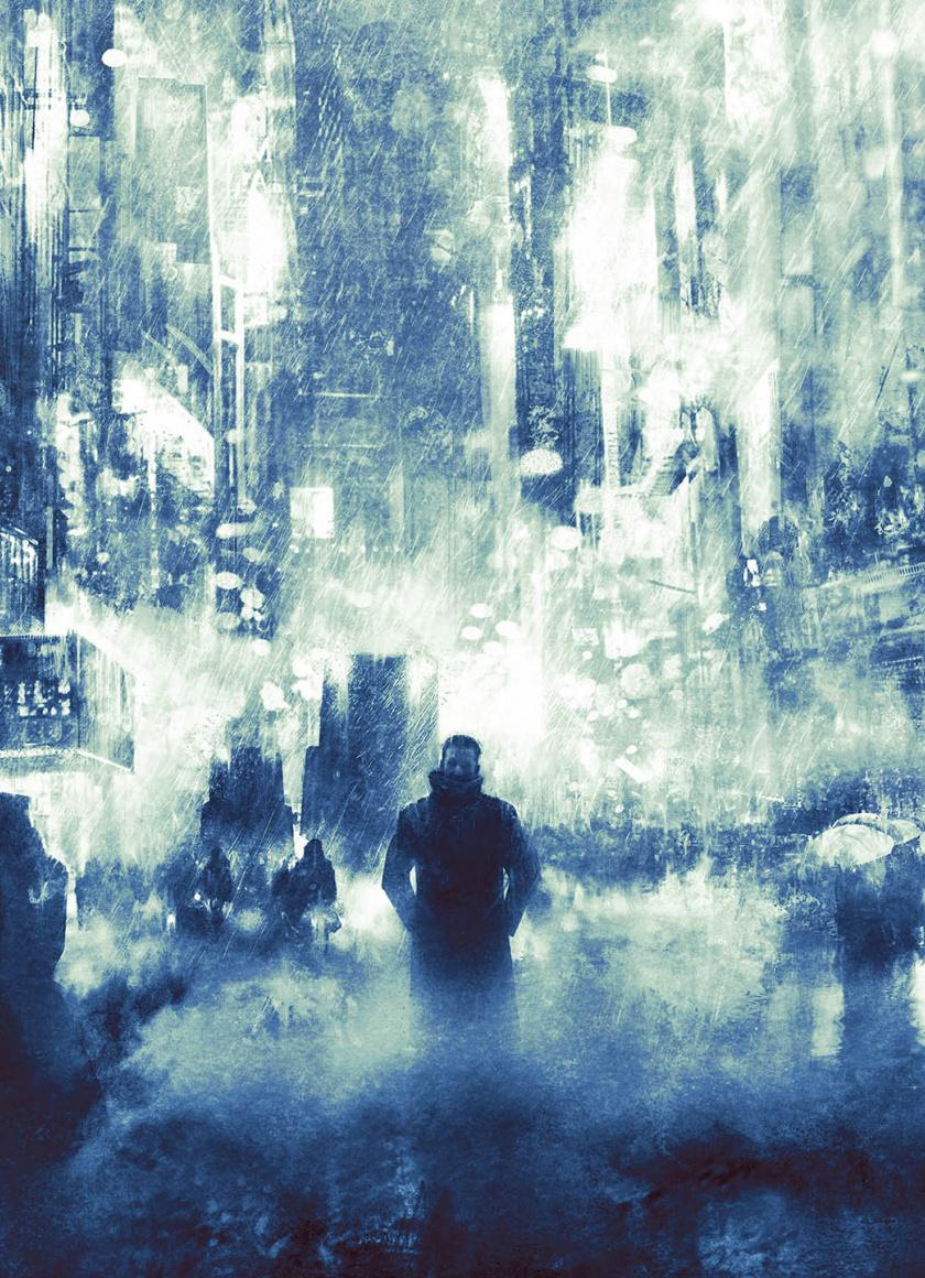 Blade Runner Phone Wallpaper Posted By Ryan Peltier