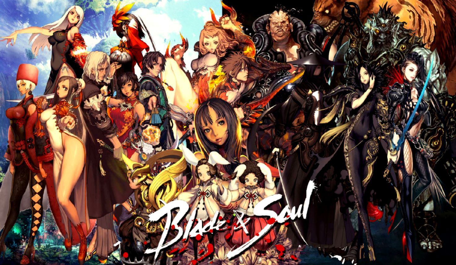 Blade Soul Wallpaper Hd Posted By Ethan Peltier