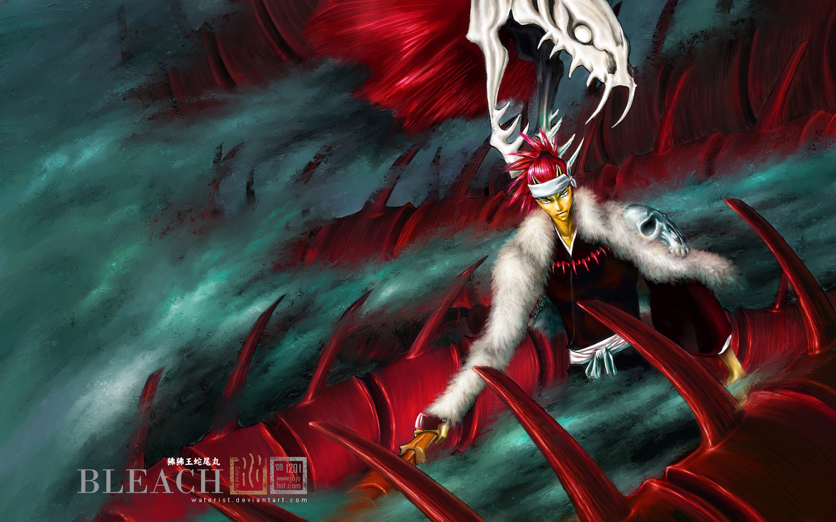 Bleach Wallpaper Bankai Posted By Christopher Tremblay