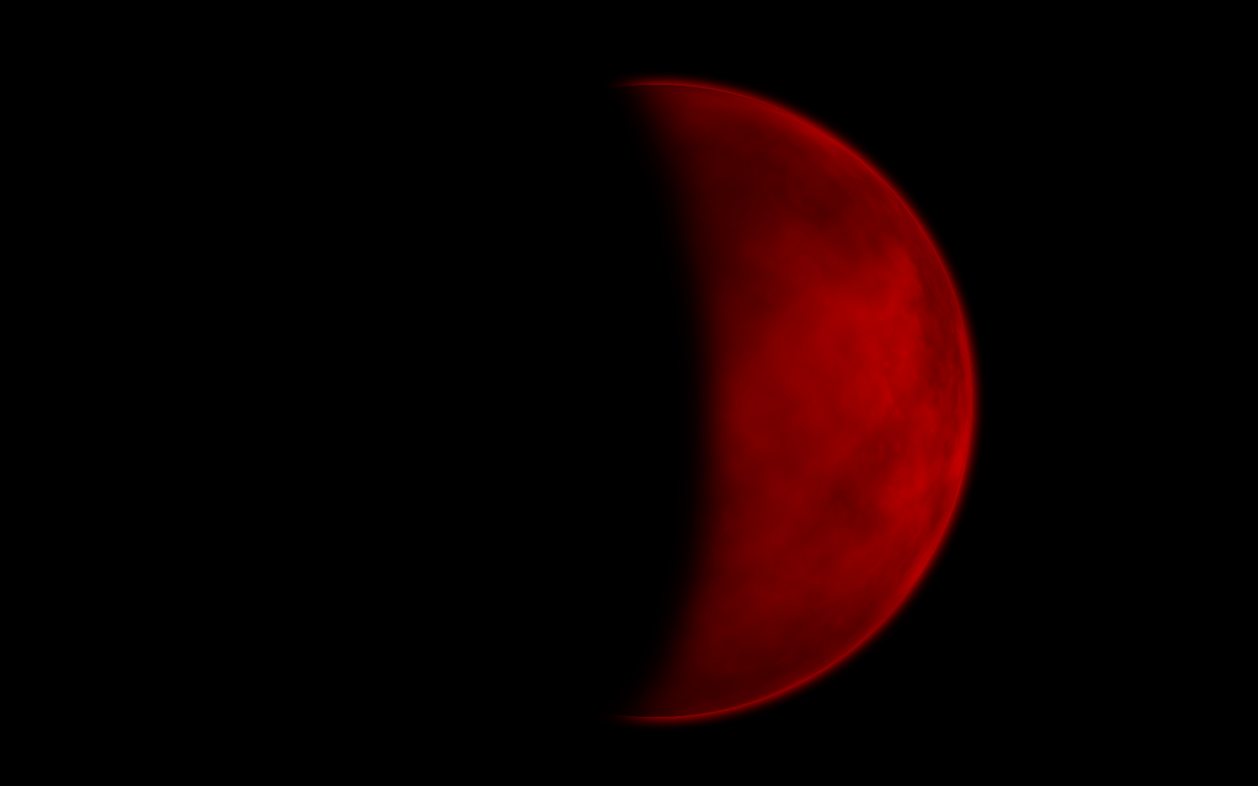 Blood Moon Background