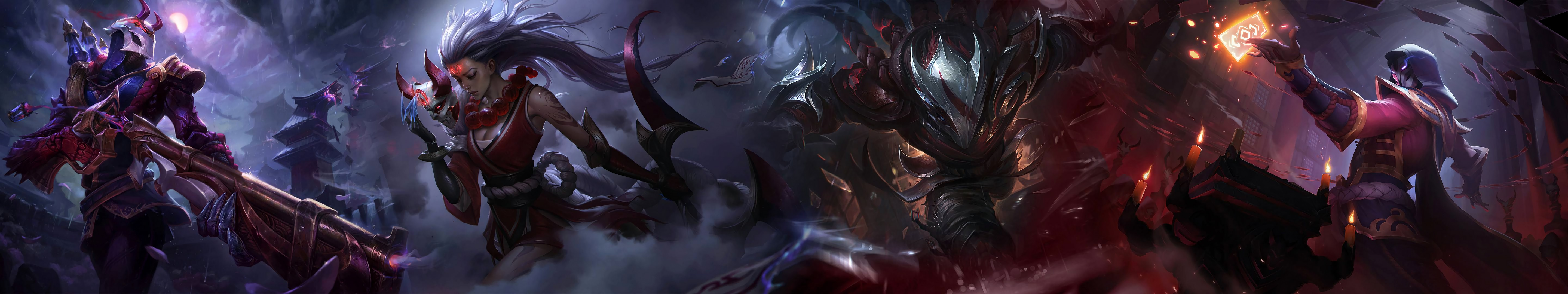 Blood Moon Twisted Fate Wallpaper Posted By Christopher Johnson