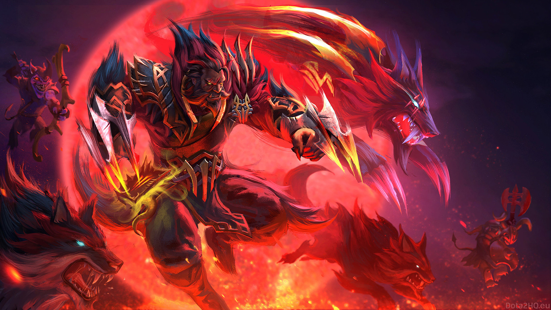 Blood Moon Yasuo Wallpaper Posted By Ethan Sellers
