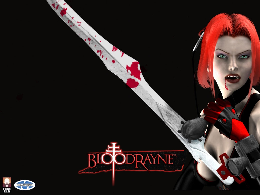 Blood Rayne Wallpapers Posted By Sarah Peltier