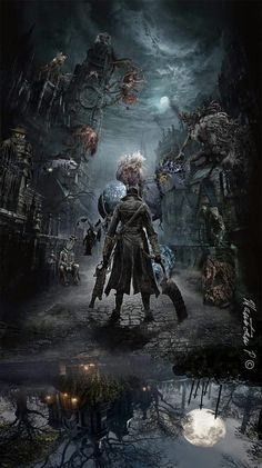 The Best Bloodborne Wallpaper  Pictures