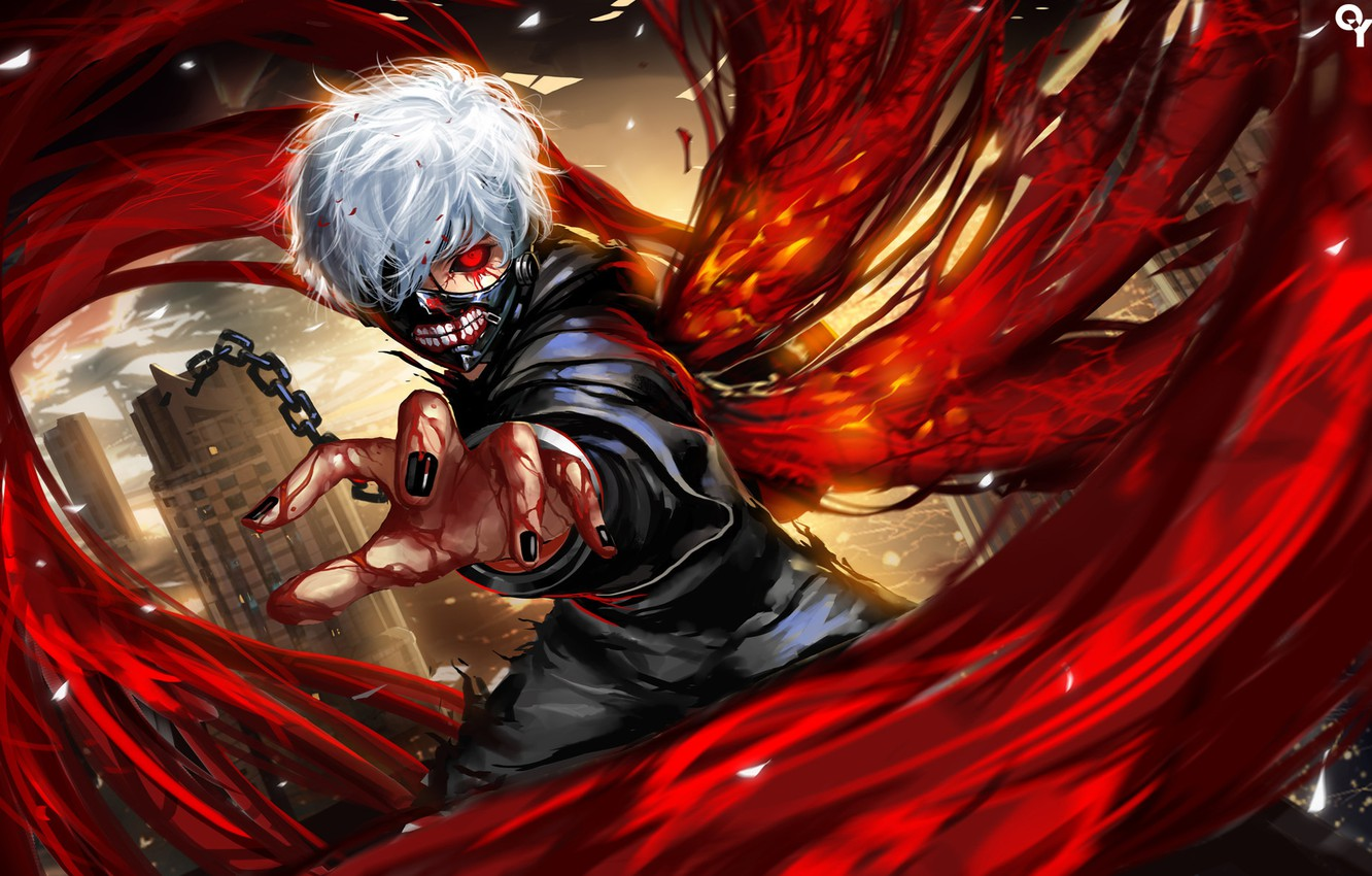 Bloody Anime Girl Wallpaper Posted By Sarah Sellers