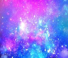 Blue and pink galaxy background 1 At Background Download