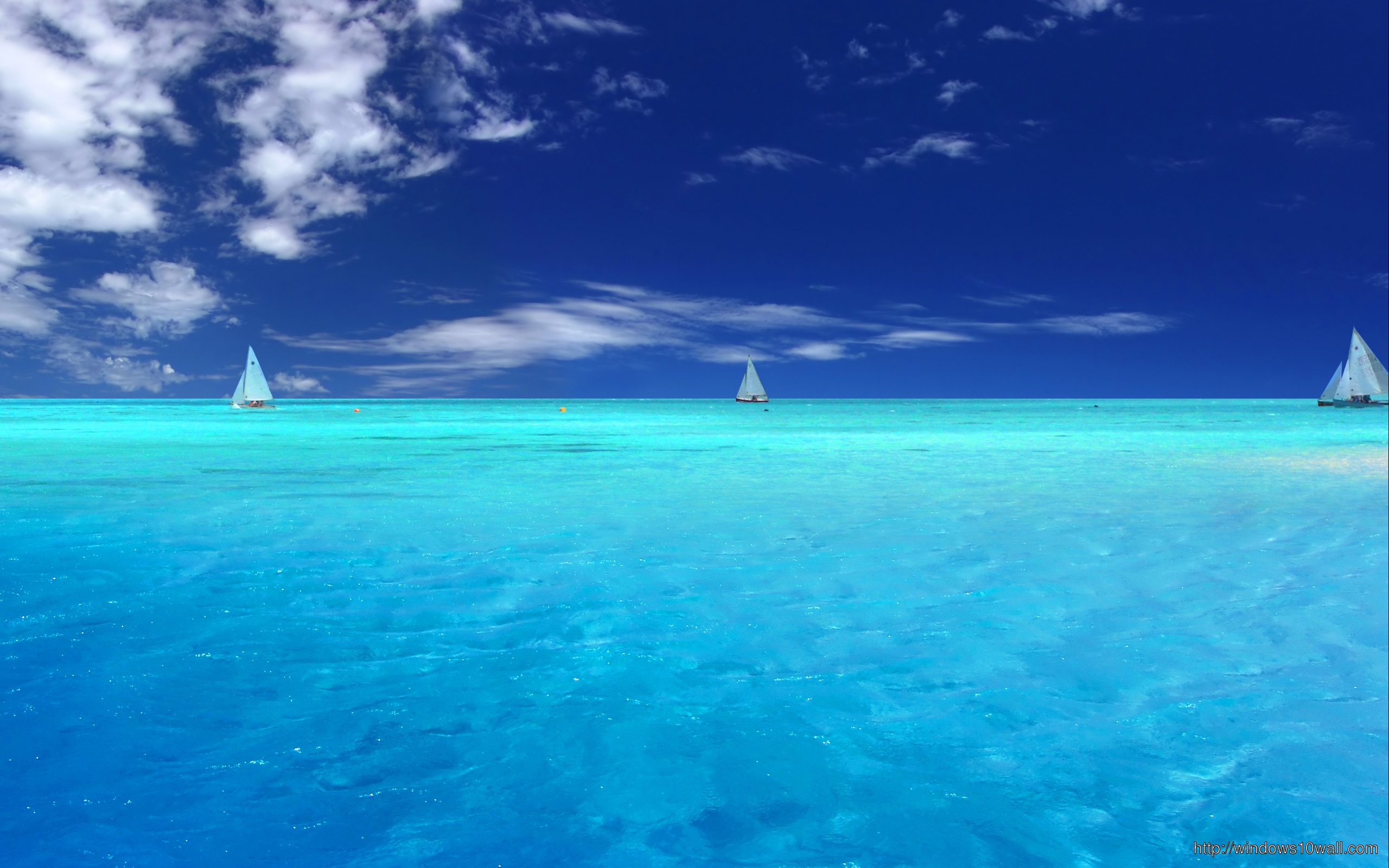 Blue Beach Wallpaper Posted By Michelle Anderson