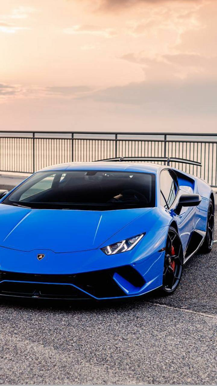 Blue Lamborghini Wallpaper Posted By John Mercado