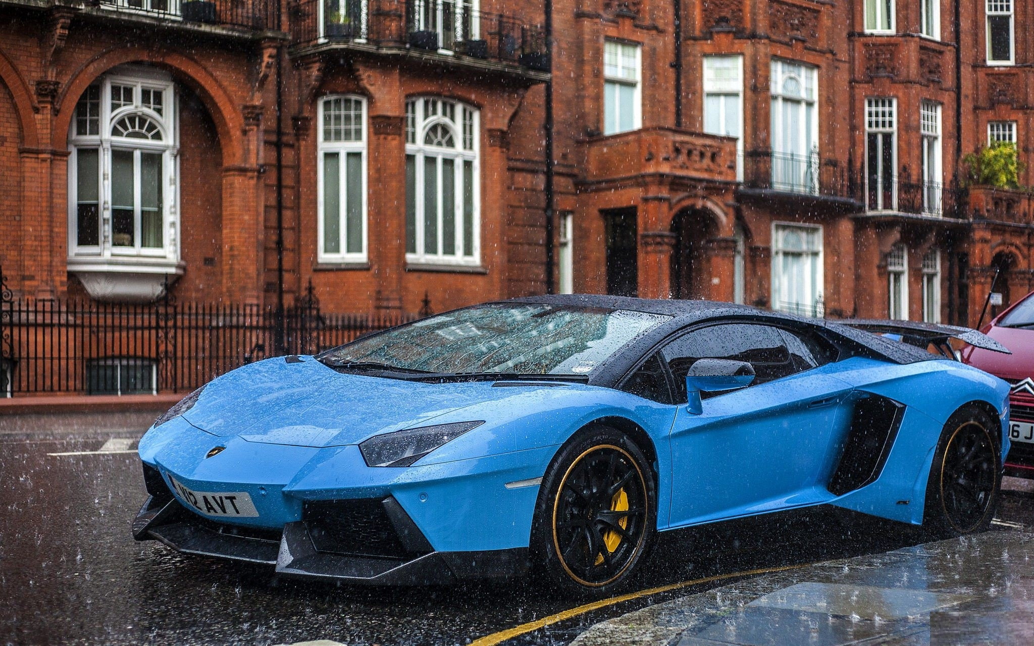 Blue Lamborghini Wallpapers Posted By Christopher Johnson