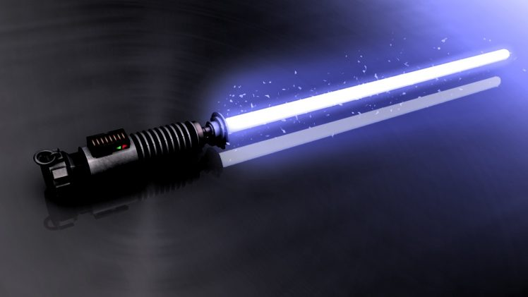 Blue Lightsaber Wallpaper Posted By Zoey Anderson