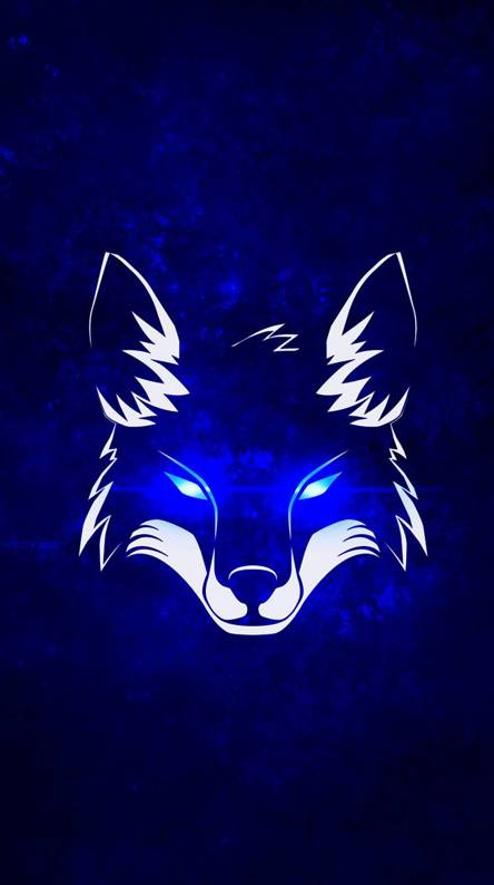 Blue Wolf Background Posted By Ryan Tremblay