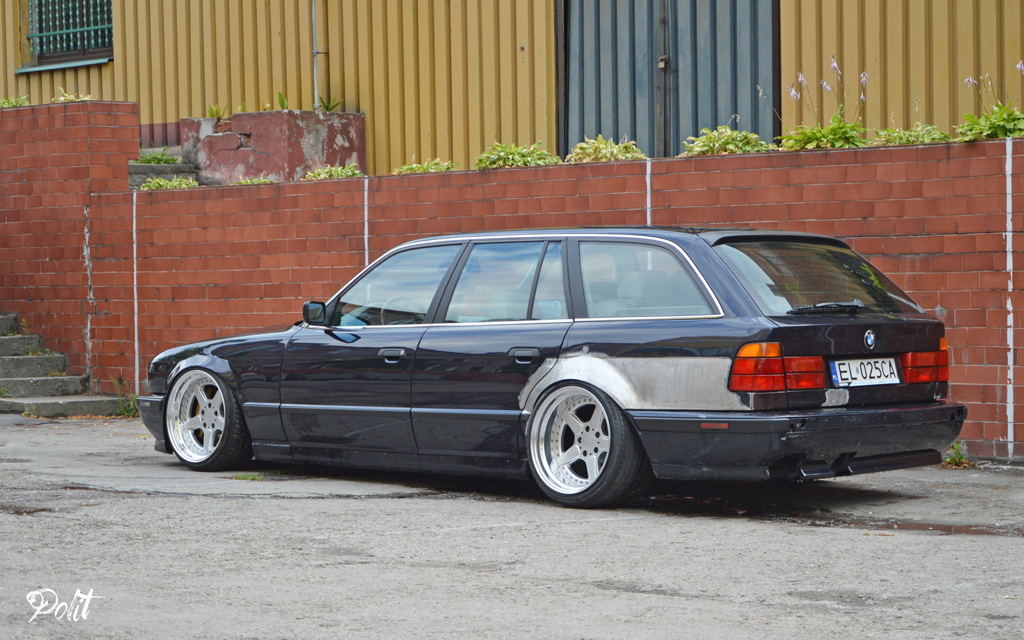 Bmw E34 Stance Posted By Sarah Simpson