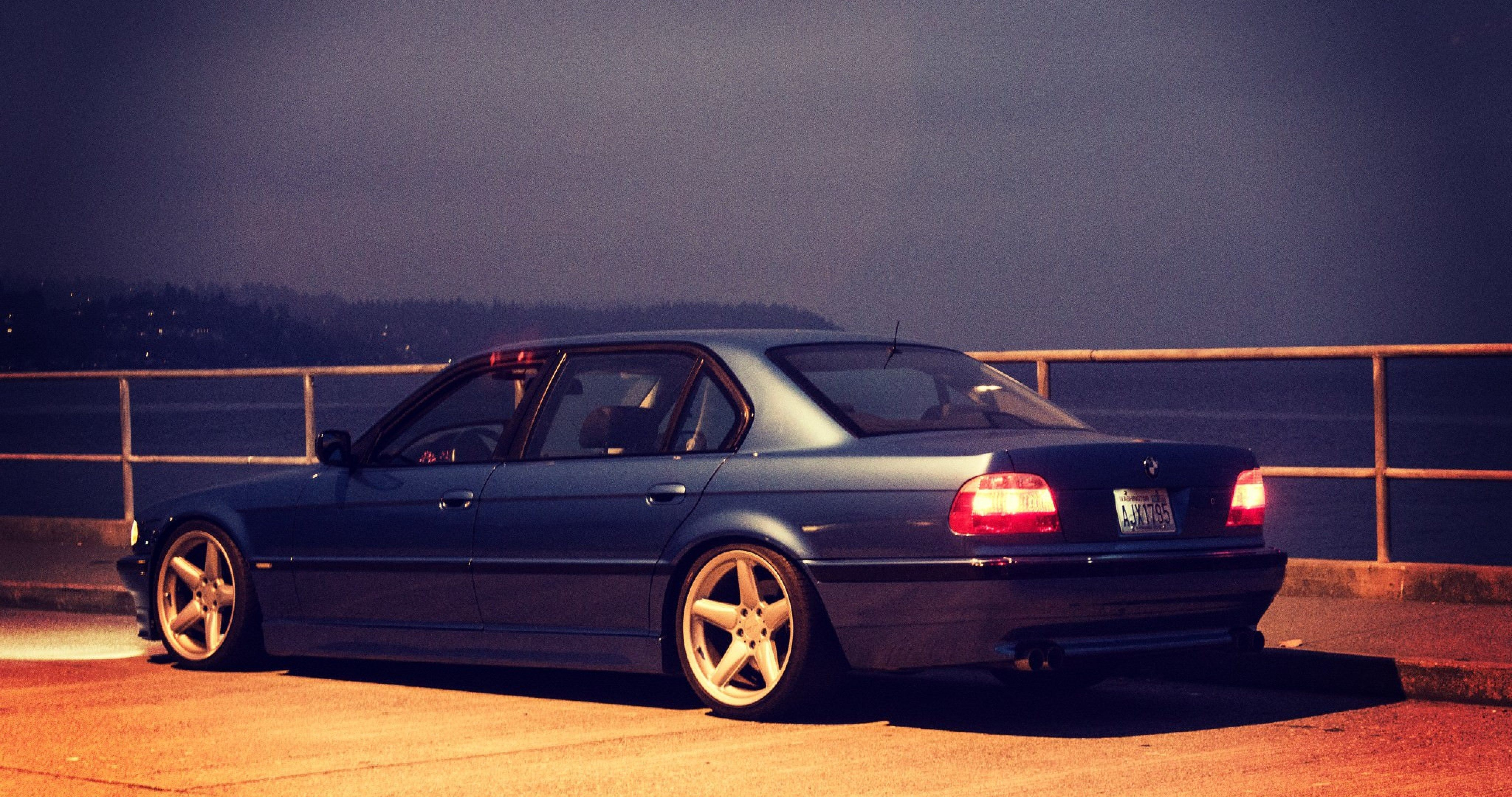 Bmw E38 Wallpapers Posted By Ethan Thompson