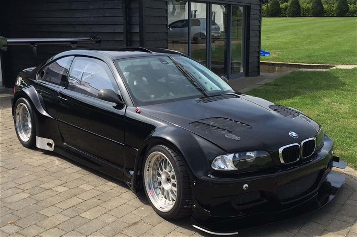 Bmw M3 E46 Gtr Posted By Michelle Peltier
