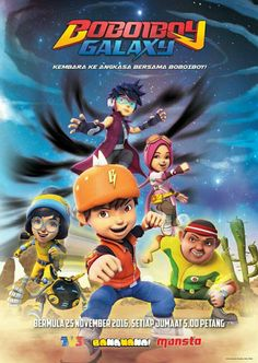 9 Best BOBOIBOY images Boboiboy galaxy, Anime galaxy