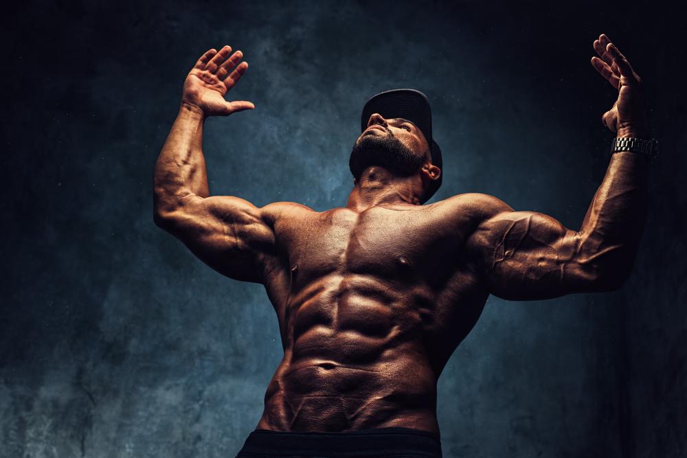 Bodybuilder Hd Wallpaper Posted By Samantha Cunningham