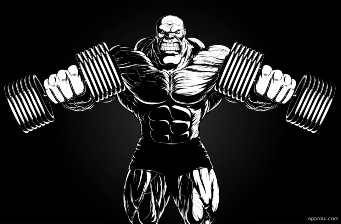 Bodybuilding 4k Wallpapers Posted By Michelle Johnson