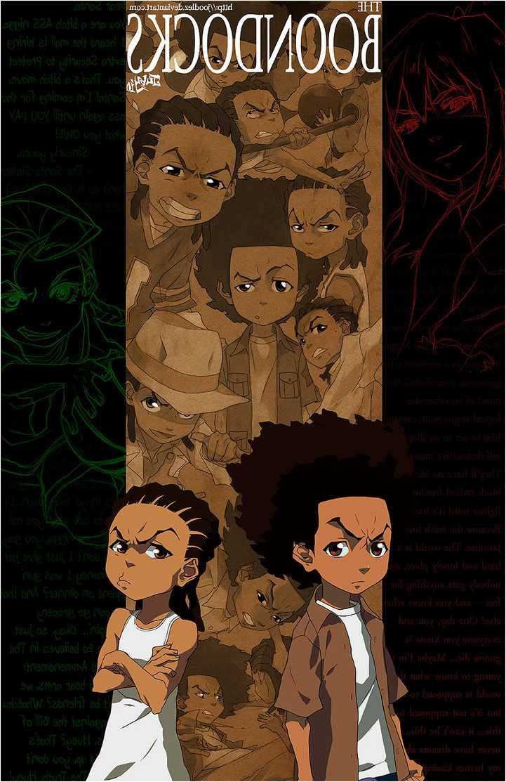 Qg the boondocks wallpapers hd awesome pictures Free HD