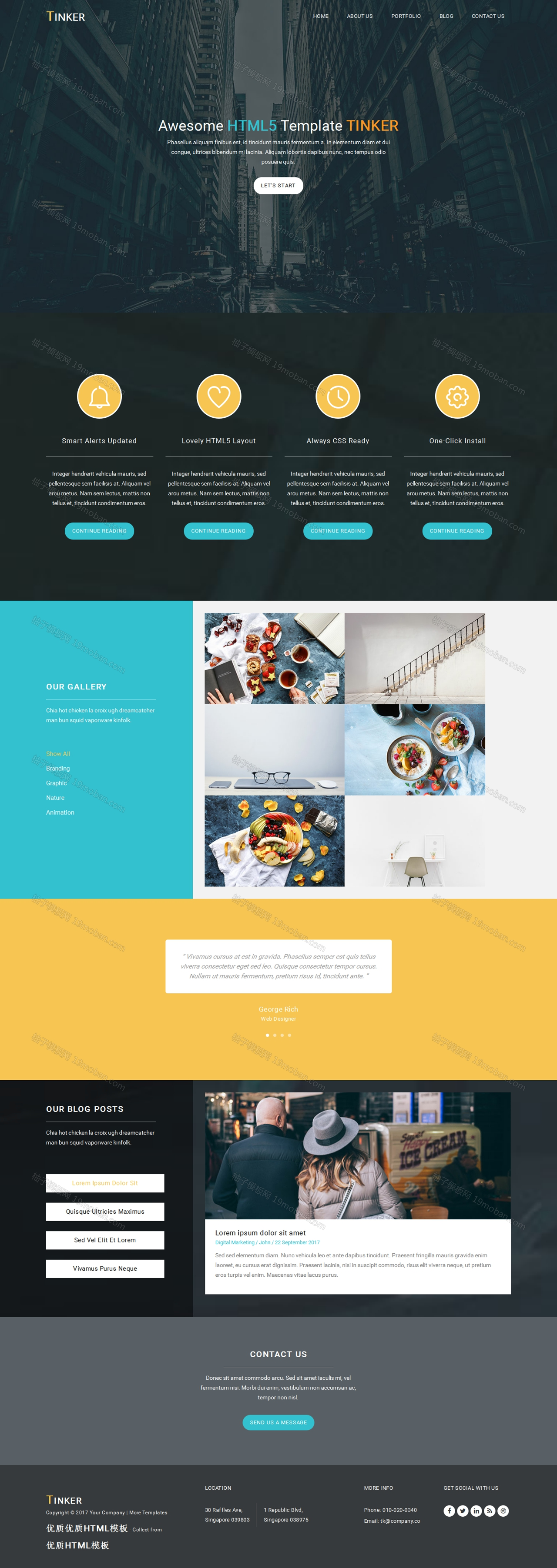 Bootstrap Responsive Background Image Posted By Christopher Simpson