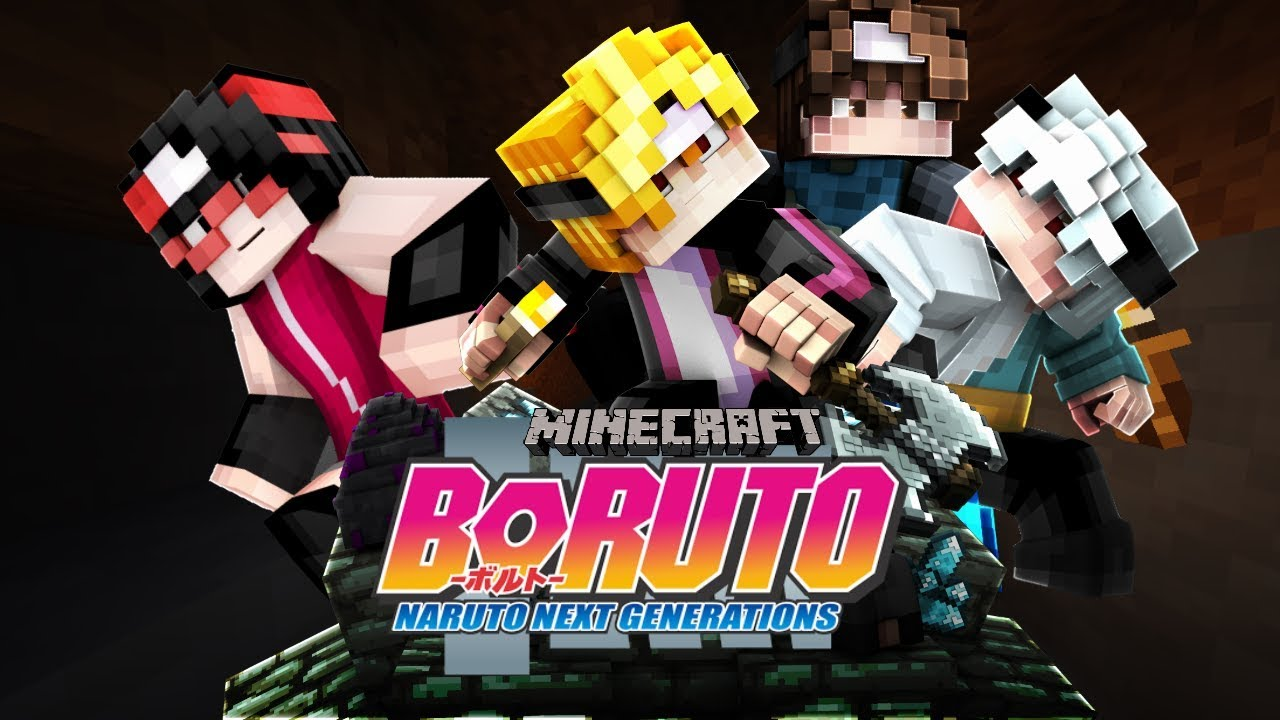 Boruto Minecraft Skin posted by Ryan Cunningham
