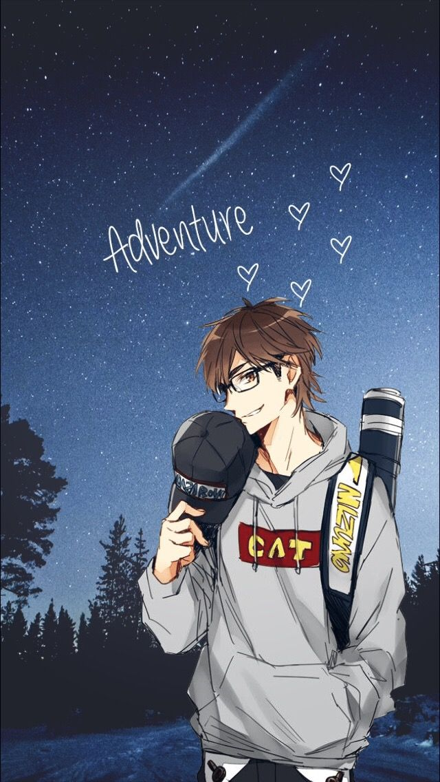 Boys Anime Wallpapers Posted By Michelle Simpson